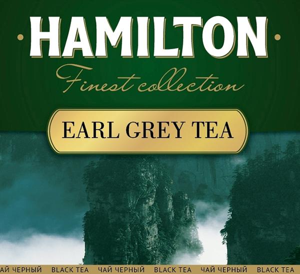 Чай «Hamilton»
