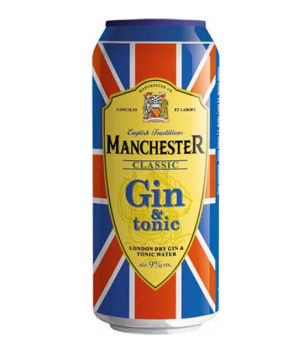 Напиток  «Manchester»