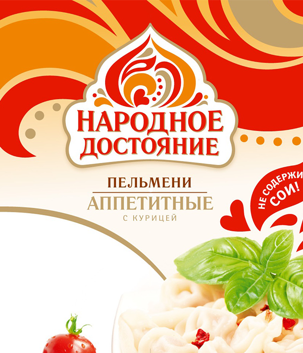 Замороженные продукты «Народное Достояние»