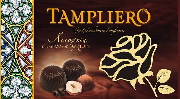 Шоколад «Tampliero»